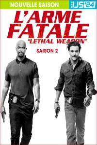 Lethal weapon S02 E16