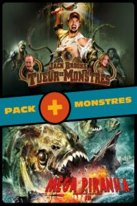 Pack les monstres attaquent