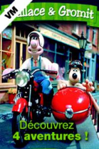 Pack Wallace et Gromit