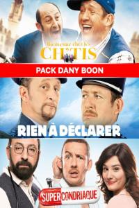 Pack Pack Dany Boon