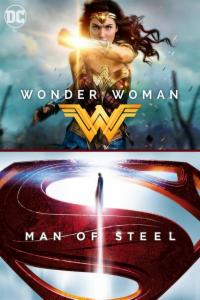 Pack Pack Wonder Woman + Man of Steel