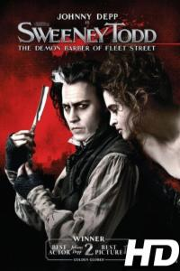 Sweeney Todd, le diabolique barbier de Fleet Street - VF HD