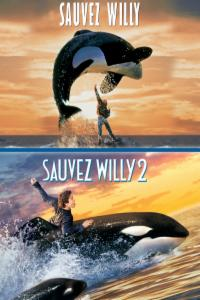 Pack Sauvez Willy 1 & 2