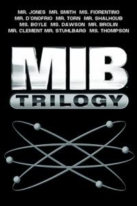 Pack Trilogie Men in Black
