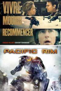 Pack Pack Pacific Rim + Edge of Tomorrow